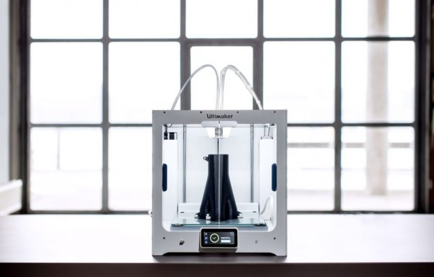 The Ultimaker S5 features integrated hardware, software and materials configuration, as well as optimal settings alignment. Image courtesy of Ultimaker.