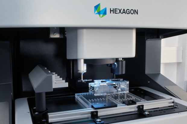Image courtesy of Hexagon's Manufacturing Intelligence Division.